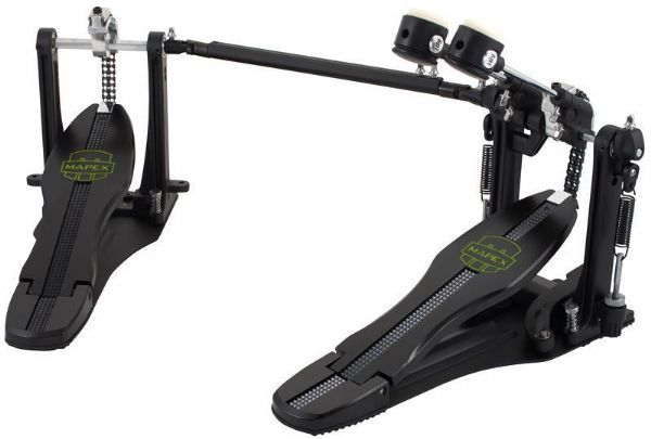 Mapex Armory Series P800TW Response Drive Double Bass Drum Pedal - P800TW